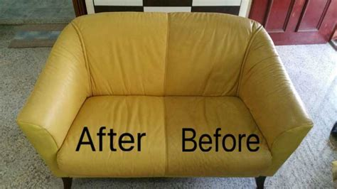 Leather Sofa Cleaning Services Singapore Sgcleanxpert Com Leather Sofa Cleaning Services