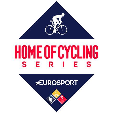 eurosport en strava lanceren home of cycling series