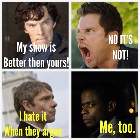 Psych Meme - meme palace on psych sherlock and crossover