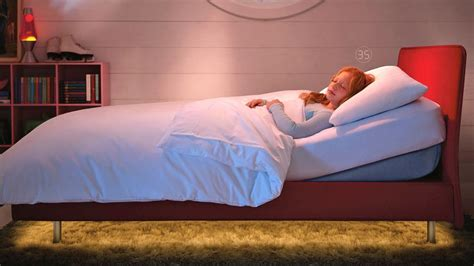 sleep iq bed ces 2015 sleep number iq bed keeps track of your kids