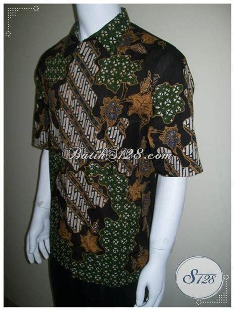 Kemeja Batik Eklusif Modern Original 2 kemeja batik tulis pria elegan eksklusif batik modern