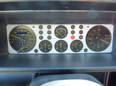 Lancia Delta Dashboard Some Of The Best Custom Car Dashboards