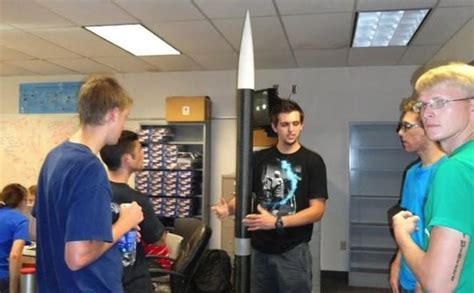 Learn About Rocket Science help 150 students tactily learn rocket science globalgiving