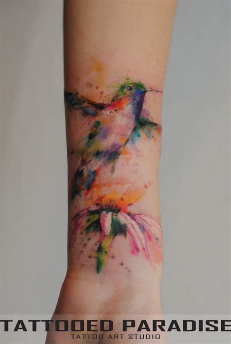 watercolor hummingbird tattoo 1000 images about tattoos on watercolour
