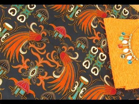 Jual Kain Batik Cap Kaskus 25 gambar batik papua yang trendi duabatik model