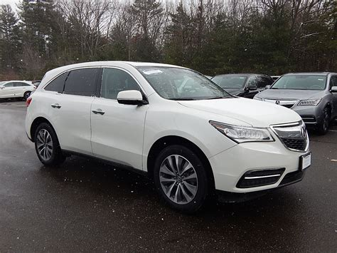 acura mdx pre owned certified pre owned 2015 acura mdx 3 5l technology package