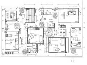 House Build Plans Uytk Sanaa Moriyama House Plan Moriyama House Openbuildings