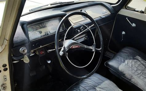 Car Seat Upholstery Imported Oddball 1968 Moskvitch 408
