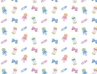 Baby Shower Background Clipart by Free Printable Digital Scrapbook Pages Clip
