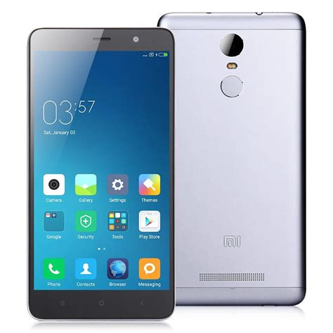 Xiaomi Redmi Note 3 Pro Tam Grey Only get the look at the xiaomi redmi note 3 pro anextweb