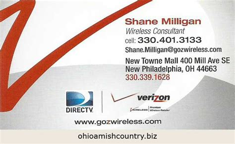 Wireless Consultant by Shane Milligan Wireless Consultant Ohio Amish Country Biz