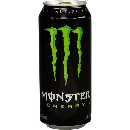 Monster Energy Drink Gift Cards - monster energy drink 16 fl oz 4 count walmart com