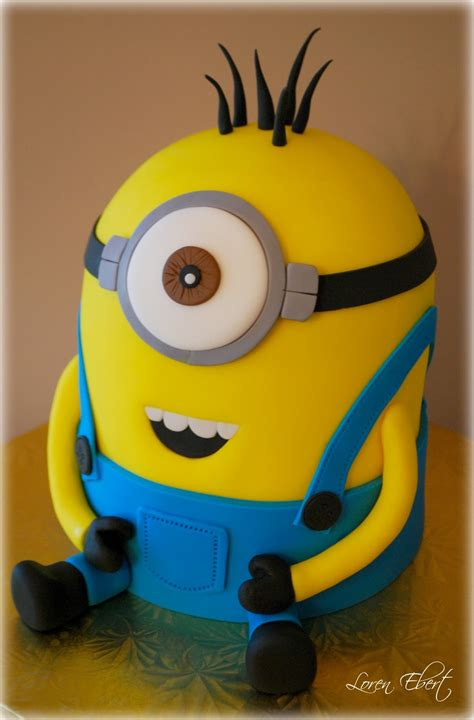 delicious despicable me minion cakes stylish eve