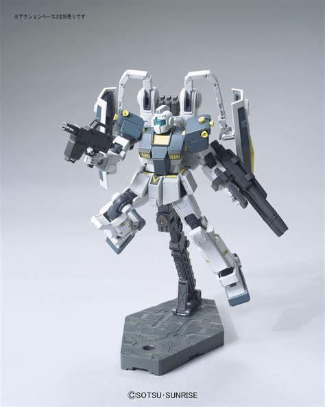 Hg Thunderbolt 1144 Rgm 79gm gundam 1 144 hg thunderbolt rgm 79 gm anime color model