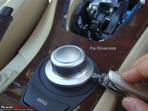 Idrive Knob by E91 330xd Popravilo Modifikacije E9x Bmwslo Forum