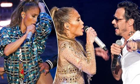 Jlo And Husband Ordered Into Arbitration by Performs With Ex Husband Marc Anthony
