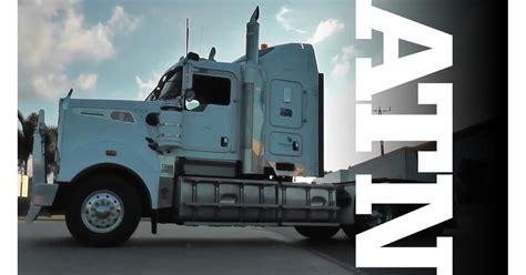 Lu Emergency Atn cummins powered kenworth t909 truck review