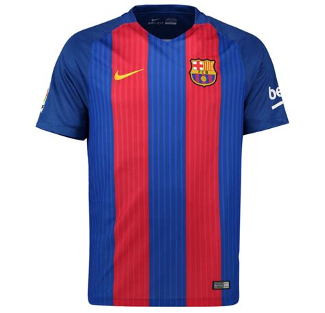 T Shirt 2016 2016 2017 barcelona home nike shirt 777029 481