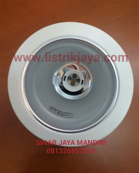 Jual Lu Downlight Panasonic jual downlight panasonic 4 inch sinar jaya mandiri