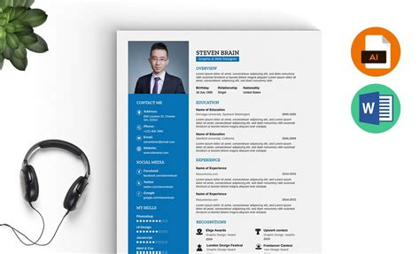 professional resume templates word professional resume template ms word resummme