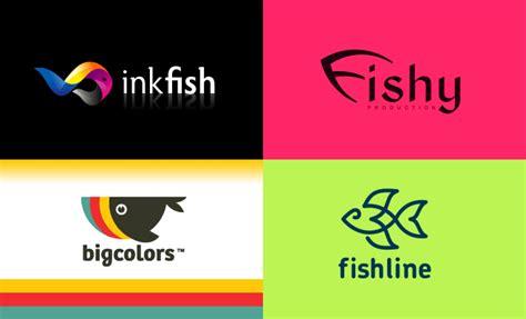 design inspirations design inspiration 40 brilliant fish themed logo designs