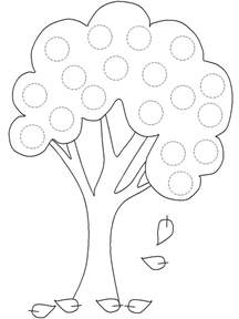 Free Tree Templates Free Printable Tree Template Az Coloring Pages