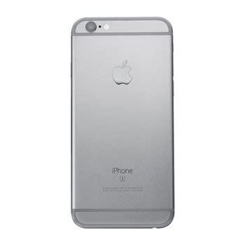 apple iphone 6s 64gb sim free space grey ln69353 mkqn2b a scan uk