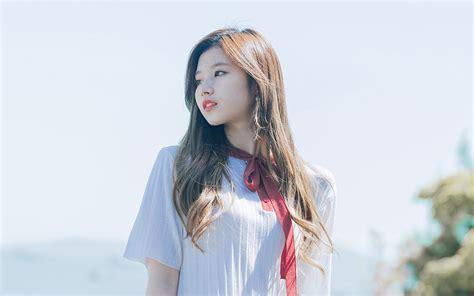 hn77 twice sana girl cute kpop wallpaper