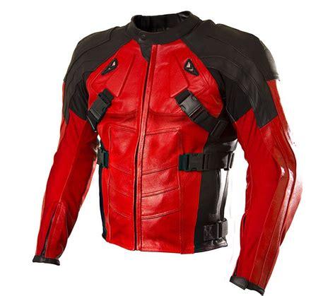 design jacket motorcycle deadpool motorcycle jacket my own design deadpool photo