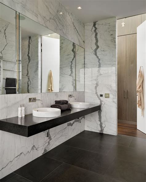 Modern Bathroom Walls 17 Best Ideas About Modern Bathroom Design On