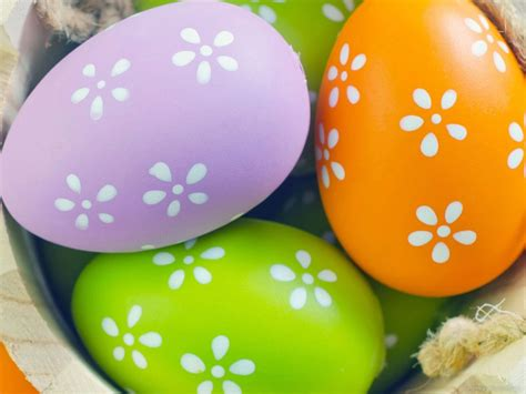 decorated easter eggs decorated easter egg powerpoint background new