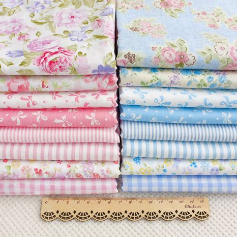 Patchwork Accessories - newest shabby chic design quarter bundle fabric diy