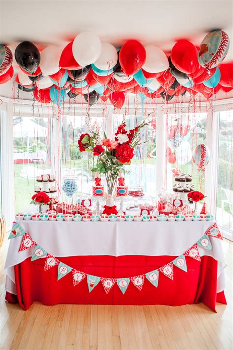 Birthday Decoration Ideas At Home With Balloons by Oliva The Pig 2nd Birthday Party Kids Birthday Parties