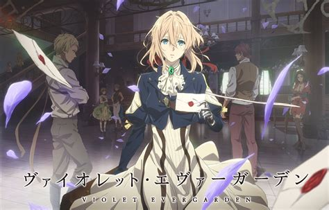 anime violet evergarden anime limited acquires violet evergarden with uk