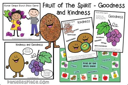 7 fruits of the spirit kjv printable craft patterns new downloads