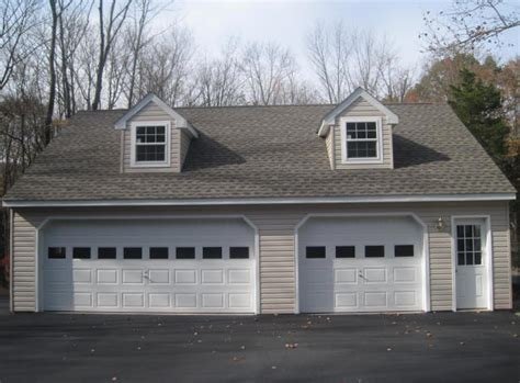 beautiful 3 car garages 11 stick built 2 car garage kits