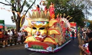 Goa carnival 2016 an extravagant celebration of goan culture and life