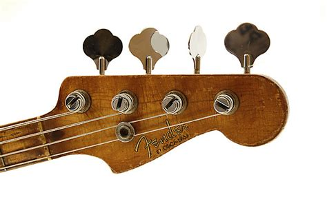 Sale Emg Active Switchcraft Open Guitar Bass vintage 1958 custom modified fender p bass bass guitar with reverb