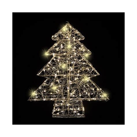albero di natale illuminato albero di natale in metallo argento illuminato con led