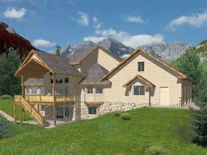 Luxury Walkout Basement Home Plans Chatfield Lake Luxury Home Plan 088d 0275 House Plans And More