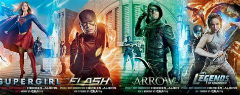 prosieben zeigt crossover von supergirl  flash und legends  tomorrow als sonder