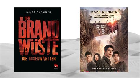 maze runner 2 film vs book buch film die auserw 228 hlten in der brandw 252 ste maze