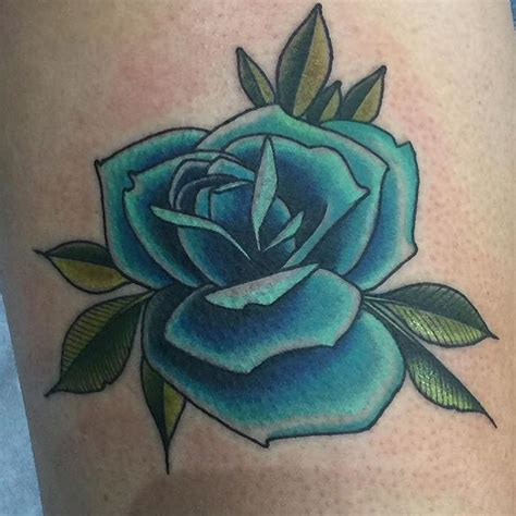 blue rose tattoos blue tattoos askideas