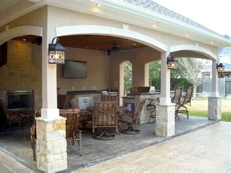 outdoor fireplaces pits houston dallas katy