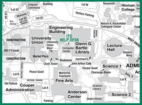 Marist College Help Desk by Related Keywords Suggestions For Suny Binghamton Map
