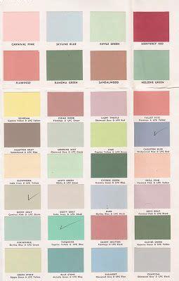 vintage color palettes on pinterest 1950s chips and retro vintage goodness a blog for all the vintage geeks