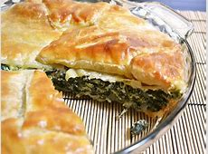 Easy Spinach Pie Meat Spinach Cheese Pastry