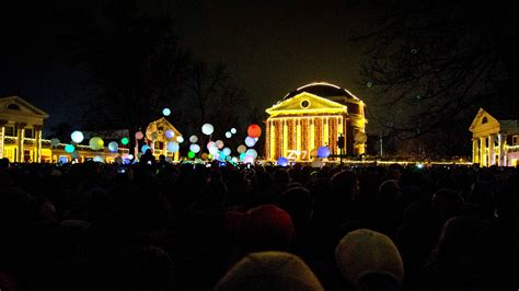 Lighting Of The Lawn 2016 An Evening Of Lights Music Lights Virginia