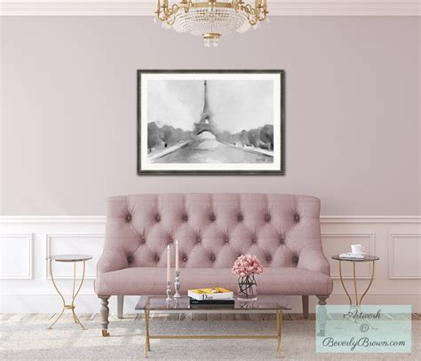 decorations blush gray copper room decor inspiration mauve home blush pink living room with framed black and white eiffel