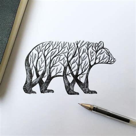 25 trending bear tattoos ideas on pinterest california